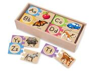 Wooden Alphabet Jigsaw