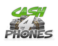 CASH 4 PHONES : Working OR Not - FREE & Safe Pick up!