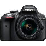 Nikon D3300 with AF-P 18-55mm VR Kit Lens Kit