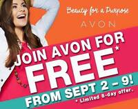 "Join FREE ""Beauty for a Purpose"""