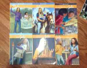 Set of 6 American Girl Julie books for sale
