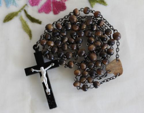 Vintage Irish Rosary Ebay