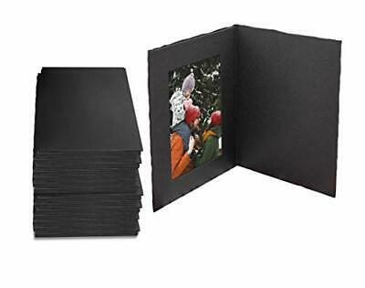 Cardboard Photo Folder for a 4x6 Photo Great for Portraits and PhotosSpecial...