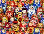 Babushka Fabric