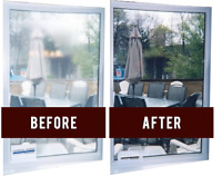 Do You Have Foggy/Condensed Windows? We Heal Your Panes!