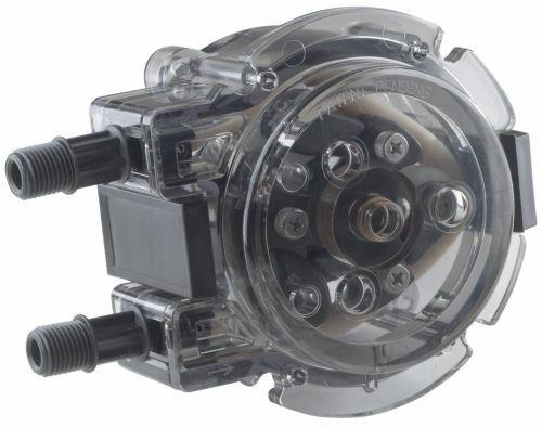 "Stenner Pump QP252-1 QuickPro Pump Head With 1/4"" Ferrules"