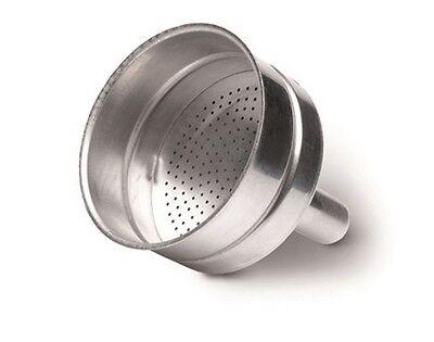 DeLonghi Embudo Filtro Portacaffe Cafetera Alicia Plus 4 Tazas EMK42 EMKP42.B