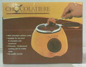 Chocolatiere Electric Chocolate Melting Pot