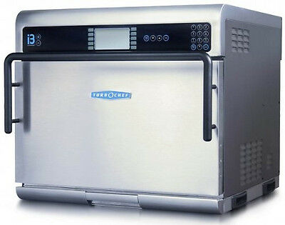 Turbochef I3 Convectionmicrowave Oven