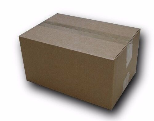 Cardboard Boxes - Ideal for House Moves - Used - 40 Boxes for £20 - Clean - 60cms x 40cms x 35cms