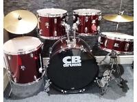 CB 5pc Drum Kit. Excellent Condition.