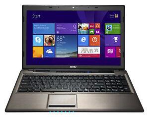 Gaming Laptop MSI CX61 Like New