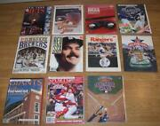 Baseball Magazine Lot