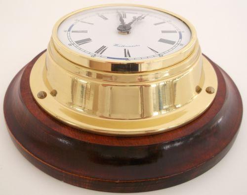 Vintage Ships Clock Ebay