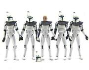 Star Wars Clone Trooper Action Figure Lot