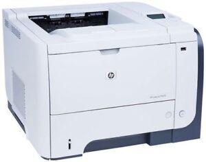 HP LASERJET ENTERPRISE P3015N CE527A PRINTER REMANUFACTURED REFURBISHED WARRANTY