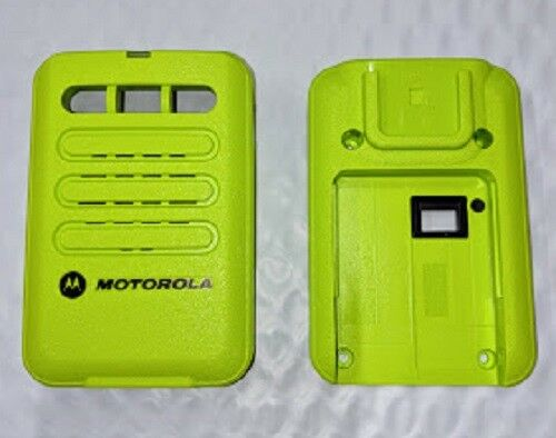 Motorola Minitor VI 6 Replacement Housing Front & Back - Green