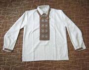 Ukrainian Embroidered Shirt