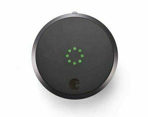 August Smart Lock Pro Z-wave+Bluetooth 3rd Generation Dark G