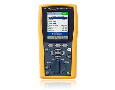 Fluke Networks Dtx-1800-mso Network Equipment