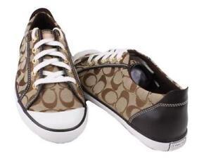 sale fashion Style choice sale online Coach Barrett Monogram Sneakers ALuxL