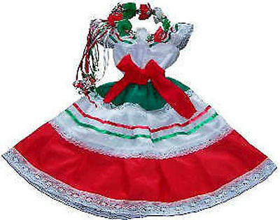 Cinco De Mayo Dresses For Girls (Halo Only !!! For Cinco De Mayo Halo Accessory For Cinco De Mayo Dresses Dress)