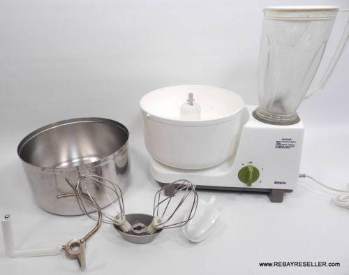Bosch Kitchenaid Mixer ~ used bosch mixer ebay