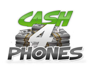 BUYING IPHONE'S, SAMSUNG's, LG's, $$CASH IN HAND$$