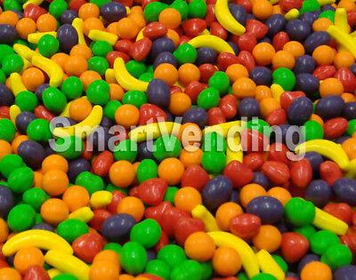 Wonka Runts Fruit Shaped Candy 2 Lbs    Free Shipping