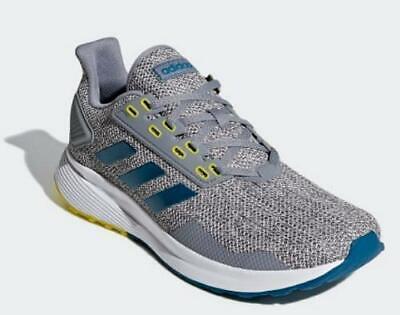 Adidas Duramo 9 Men's Running Shoes Gray Casual Athletic Sne