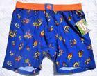 Polyester Cartoon Men's Boxer Brief Underwear