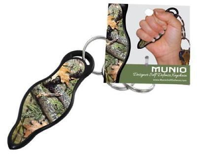 MUNIO Camo Kubaton Kubotan Self Protection Keychain USA Made