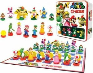 Super Mario-Collectors Tin Edition -Chess Game London Ontario image 3