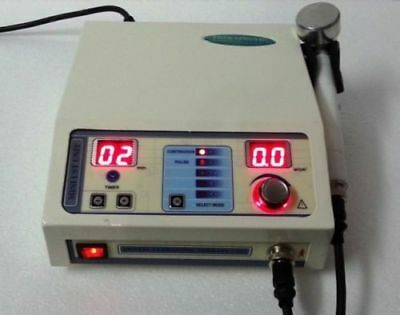 New Portable Ultrasound Therapy 1 Mhz Therapy Machine Latest Compact Model Unit