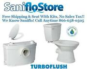 Saniflo Toilet