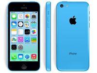 2 x iPhone 5c one working one repair