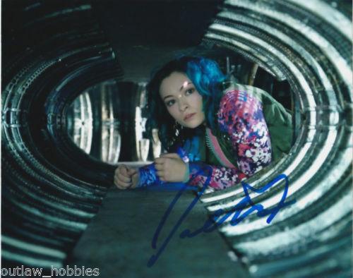 Jodelle Ferland Dark Matter Autographed Signed 8x10 Photo COA #5