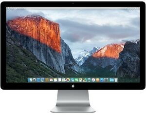 "Wanted: Apple 27"" Thunderbolt Monitor"