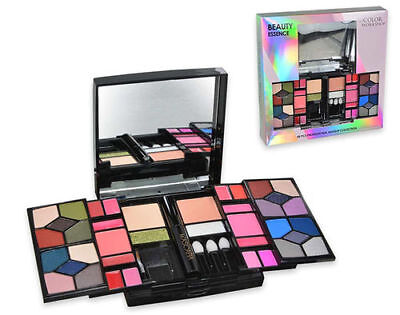 MARKWINS Beauty Essence Professional Make Up Kit Trousse Palette 45 pezzi