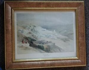 3 David Roberts Holyviews Ltd. Framed Lithographs Kitchener / Waterloo Kitchener Area image 7