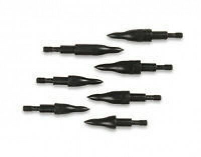 "Saunders Combo Arrow Points, 5/16"" 125 Grain, 1 Dozen"