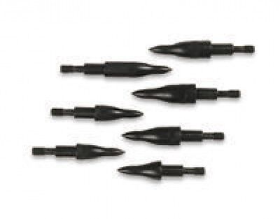 "Saunders Combo Arrow Points, 11/32"" 125 Grain, 1 Dozen"