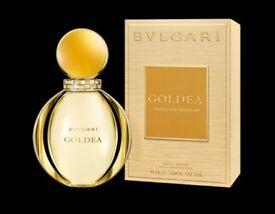 AMAZING SEAL GENUINE Bulgari Goldea eau de perfume 90ml (£65 retails btw £102 and £80)