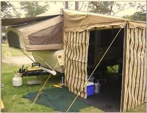 Jayco Dove Camper Falls Creek Shoalhaven Area Preview