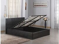Double Bed - Lift up storage