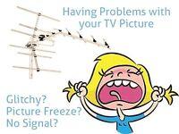 TV Aerials Manchester | Aerial Installation & Satellite Dish Installers