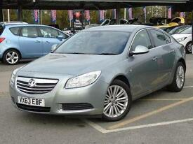 2013 Vauxhall Insignia 2.0 CDTi SE [160] 5 door Auto Diesel Hatchback