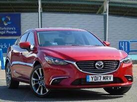 2017 Mazda 6 2.2d [175] Sport Nav 4 door Auto Diesel Saloon