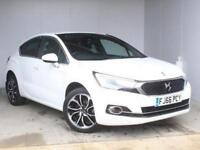 2016 Citroen DS4 1.6 BlueHDi Prestige 5 door Diesel Hatchback