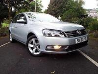 2013 Volkswagen Passat 1.6 TDI Bluemotion Tech S 4 door Diesel Saloon